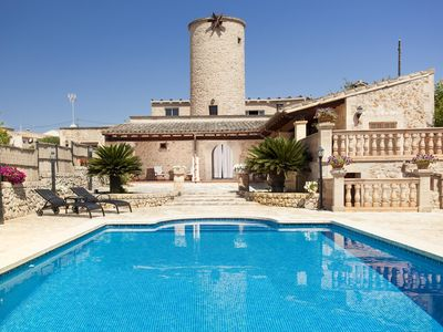 Photo for SA TORRE DE PETRA - Three Bedroom Villa, Sleeps 6