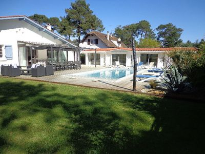 "Photo for Villa ""Monica"" from 10 to 18 people with heated pool 800 m from the beach"