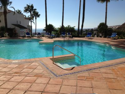 Photo for Apartment with sea view, pools in calm environment