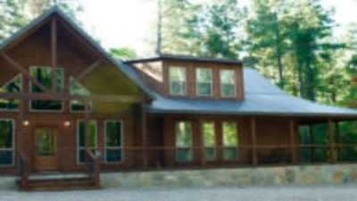 Photo for 3BR Cabin Vacation Rental in HOCHATOWN, Oklahoma