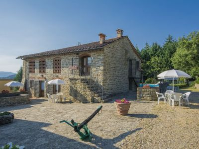 Photo for Casa Conia di sotto Apartment, Sleeps 4 with Pool