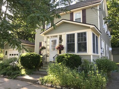 Photo for Perfect location--10 minute Walk to Track and 15 minute walk to Downtown