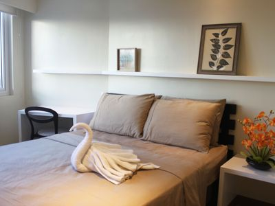 Photo for 1BR Apartment Vacation Rental in Pasay, Metro Manila