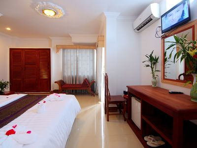 Photo for King or Twin-bedroom by Tareach Angkor Villa