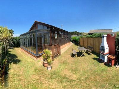 Photo for CROYDE DUNE LODGE | 3 Bedrooms | Located on beach path | Ramped Access