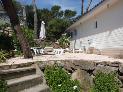 Photo for Californian house 2 bedrooms 6 persons near the beach