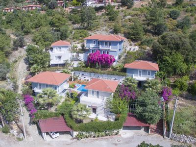 Photo for Gocek Garden Villa Rosemary, 3 Bedrooms Private Villa with Shared Swimming Pool