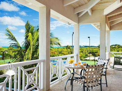 Photo for Gumbo Cottage // Traditional 3BR Villa steps from Grace Bay Beach