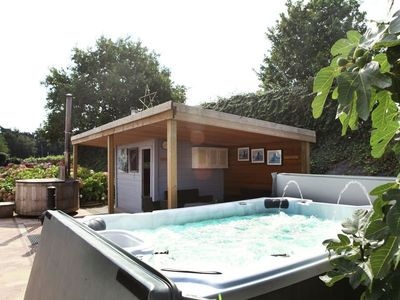 Photo for 5 ***** holiday home with wellness facilities and swimming pool