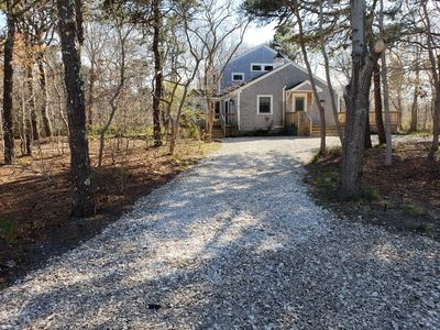 Photo for Classic Beach House Getaway, Sunny, Secluded, Spacious & Built for Comfort