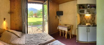 Photo for 1BR Studio Vacation Rental in SAMOENS