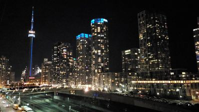 Photo for CN Tower View Condo in Downtown Toronto