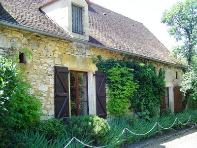 Photo for Stone cottage between Rocamadour and Sarlat