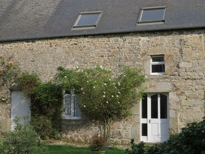 Photo for Cottage close to Barfleur In quiet Countryside. 5 minutes drive from the sea