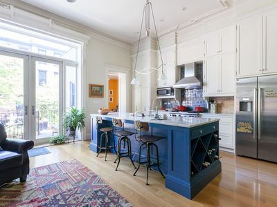 Photo for President Street Townhouse by onefinestay