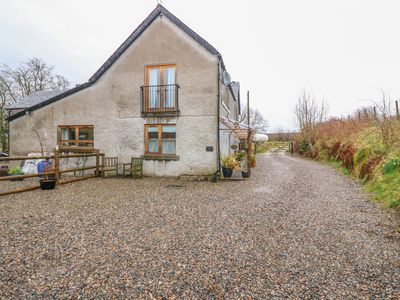 Photo for DRIMNATORRAN FARM LODGE, pet friendly in Strontian, Ref 974727