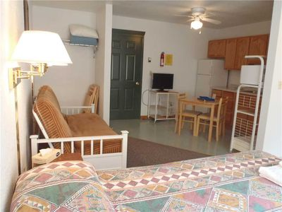 Photo for Hotel Style Lodge Room w/Kitchenette at Three Rivers Resort