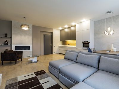 Luxury apartment in the center of Prague