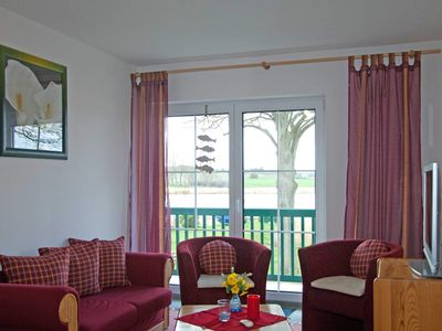 Photo for Family Room 9 with Balcony and Lake View - Pension Seeperle in an idyllic location with lake view