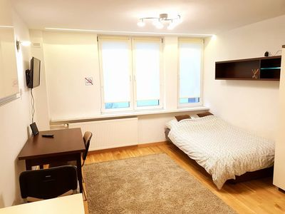 Photo for Luxurious Studio 2 min. away from Central Subway