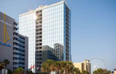 Photo for Seaglass Tower - Country Music Festival - 1 Bedroom Deluxe