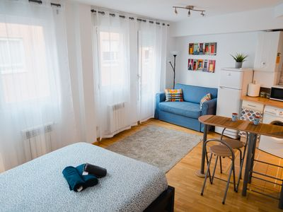 Photo for Modern Apartment, downtown Madrid