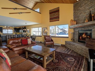 Photo for Big Sky Town Center- Fire Mountain Chalet