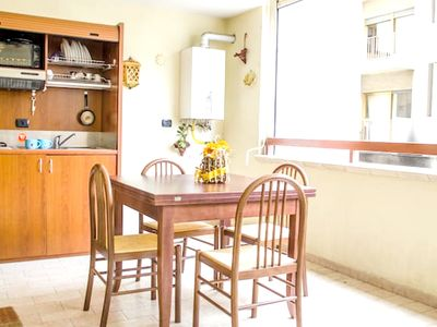 Photo for Homerez last minute deal - Amazing apt in Reggio Calabria