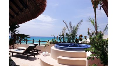 Photo for Winner Top 25 Luxury in Mex -DIRECT OCEANVIEW PH- 3/3 Beach Club Promo #6