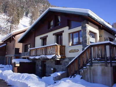 Photo for 4BR Chalet Vacation Rental in Aime-La-Plagne, Auvergne-Rhône-Alpes