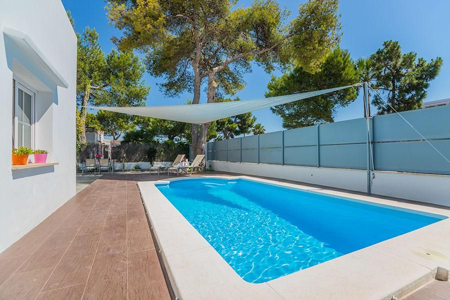 The Modern Holiday Home Falco Is Located In The Heart Of Alcudia In