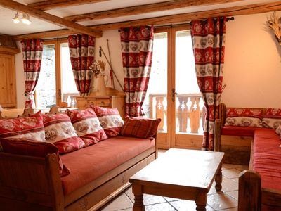 Photo for Chalet places in Saint Martin -The 3 Valleys -Les Menuires / Val thorens