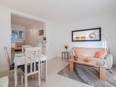 Photo for Nice apartment 1 bedroom in the heart of Cannes !