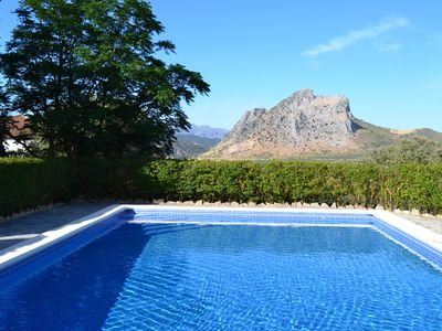 Photo for cottage overlooking rock lovers between Antequera and Archidona