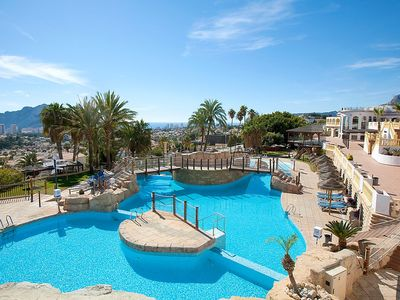 Photo for 2BR Apartment Vacation Rental in Calp