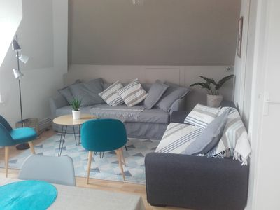 Photo for 1BR Apartment Vacation Rental in Le Touquet-Paris-Plage, Hautes-De-France