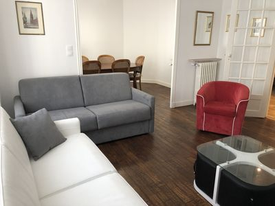 Photo for Cannes, Carnot, 2 Bedrooms, recently renovated, ideal for business of pleasure