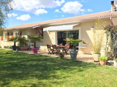 Photo for 3BR House Vacation Rental in Le Teich, Nouvelle-Aquitaine