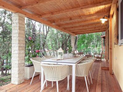 Photo for Vacation home Camping Mon Perin **** in Rovinj/Bale - 6 persons, 2 bedrooms