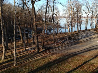 Lakin' Memories- Large Waterfront Home on KY Lake Perfect for Family Gatherings