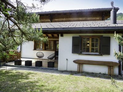 Photo for Vacation home Chalet Véronique in Ovronnaz - 6 persons, 3 bedrooms