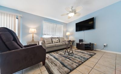 Photo for New Listing! Lovely ground floor condo @ Gulf Highlands. 11 Pools! Free WiFi!