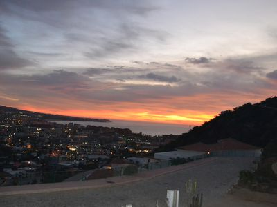 Photo for Casa de Ava--Luxury Pedregal Condo with Panoramic City and Bay Views!