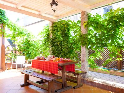 Photo for Elba Island Nice Apartment with outdoor area and air conditioning 200m away from the beach of Marina