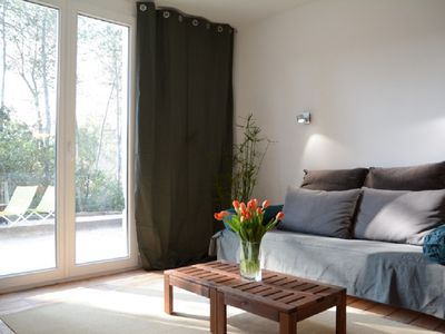 Photo for Montpellier North, 2 charming rooms in the pinewood