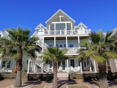 Photo for Breathtaking beach home with 4 king bedrooms and a large bunk room