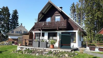 Photo for Holiday house Frielendorf for 4 - 8 persons with 4 bedrooms - Holiday house