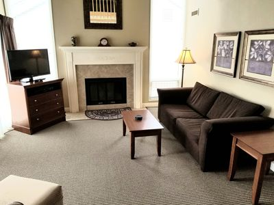 Photo for $69 weekdays! Last minute getaway deals! Great Condo in Traverse City!