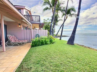 Photo for Super Value for a Clean, Superior Oceanfront 1-Bedroom