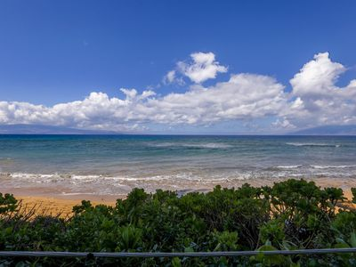 Photo for K B M Hawaii: Ocean Views, Steps to Water 1 Bedroom, FREE car! From only $281!